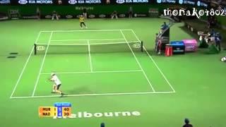 テニス 歴史に残る試合 全豪2007 4回戦