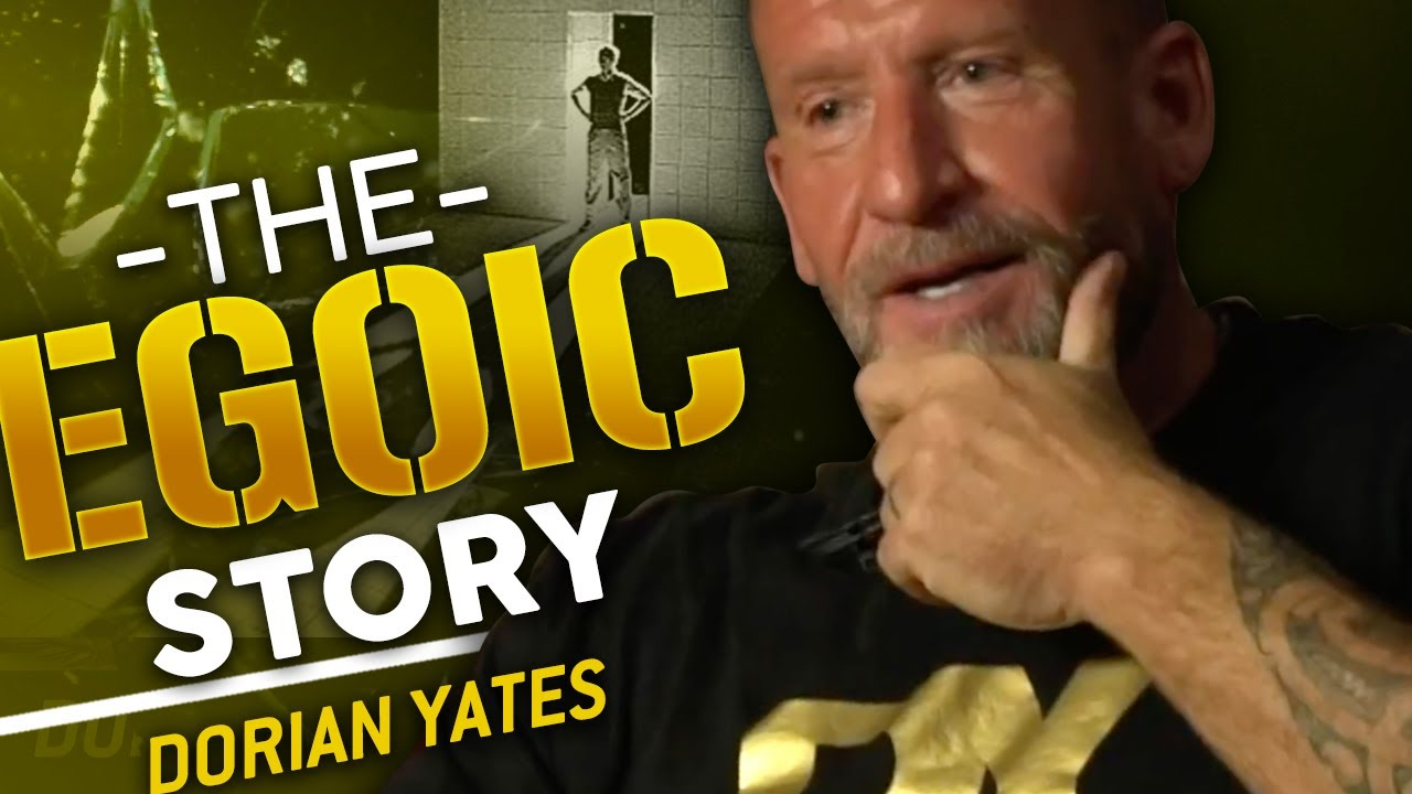 Download THE EGO IS JUST A STORY - Dorian Yates | London Real