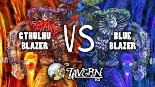 Force of Will (TCG) Blazer Cthulhu vs. Blue Blazer