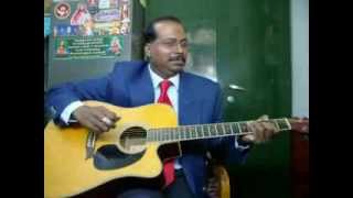 Andru Vanthathum athey nila guitar instrumental by Rajkumar Joseph.M