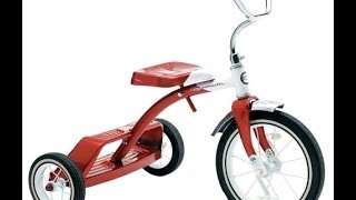 Kids Trikes - Roadmaster Duo Deck 10 Inch Trike