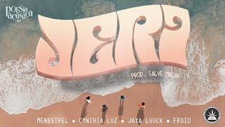 Poesia Acústica EP - Jeri - Menestrel   Cynthia Luz   JayA Luuck   Froid (Prod. Salve Malak)