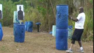 TSU Tactical Range Training