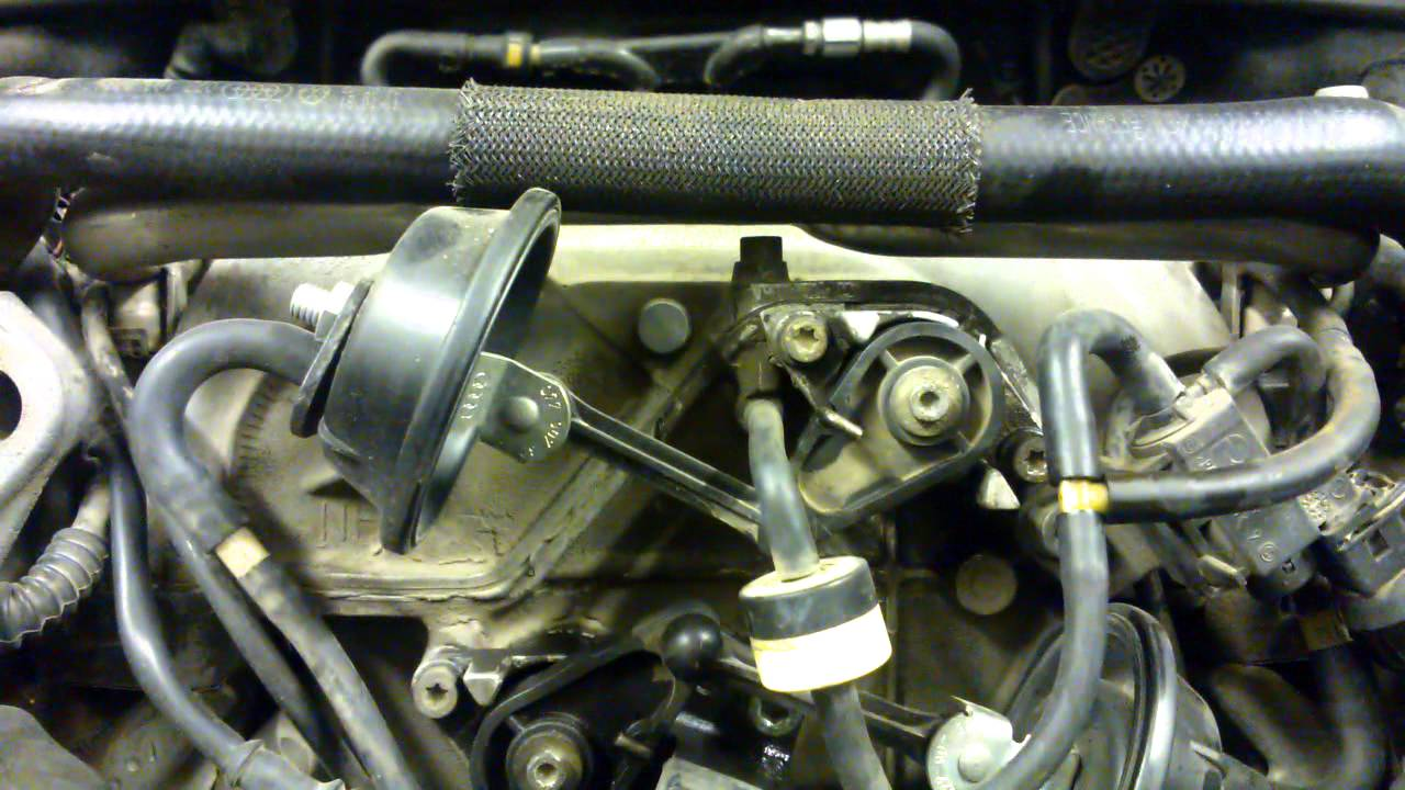 vw touareg v8 4 2 variable intake actuator arm axq engine youtube2006 vw touareg [ 1280 x 720 Pixel ]