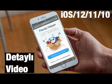 Panda Helper Detaylı Anlatım IPhone/iOS