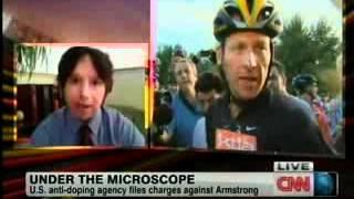 Michael McCann CNN World Sports Lance Armstrong Interview June 14 2012