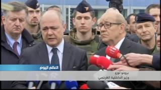 الشرطة تخلي مطار أورلي في باريس بعد مقتل رجل حاول انتزاع سلاح أحد الجنود داخل المطار