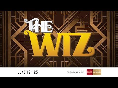 The Wiz at The Muny!