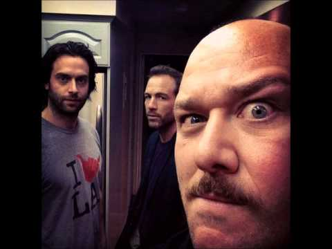 Chris D'Elia, Bryan Callen, and Will Sasso from the Ten Minute Podcast