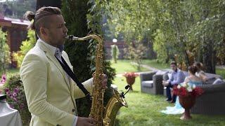 Смотреть видео Саксофонист в Киеве
