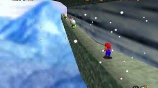 Super Mario 64 - Star Guide #10 - Wall Kicks Will Work