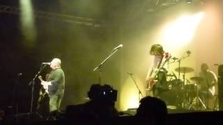 Pixies - Broken Face (Live in Tel Aviv, Israel)
