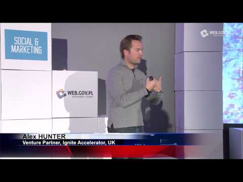 Alex Hunter: Truth about running a startup