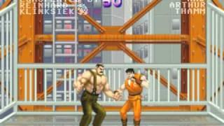 Arcade Longplay - Final Fight (TwoPlayermode)