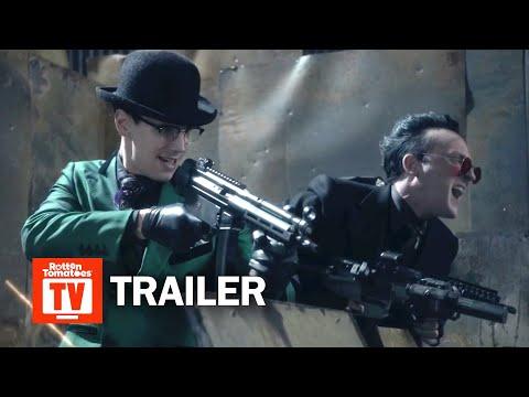 Gotham Season 5 Trailer | 'No Man's Land' | Rotten Tomatoes TV