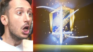 SUBITO SUPER TOTS LIGAAAAAAAAAAAA!!!!!!!!!!!!!!!!!!!!! DAJEE - Fifa 18 pack opening tots liga