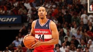 Andre Miller Throws a Touchdown Pass for Bradley Beal!