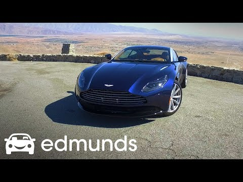 2018 Aston Martin DB11 V8  Review | Test Drive | Edmunds