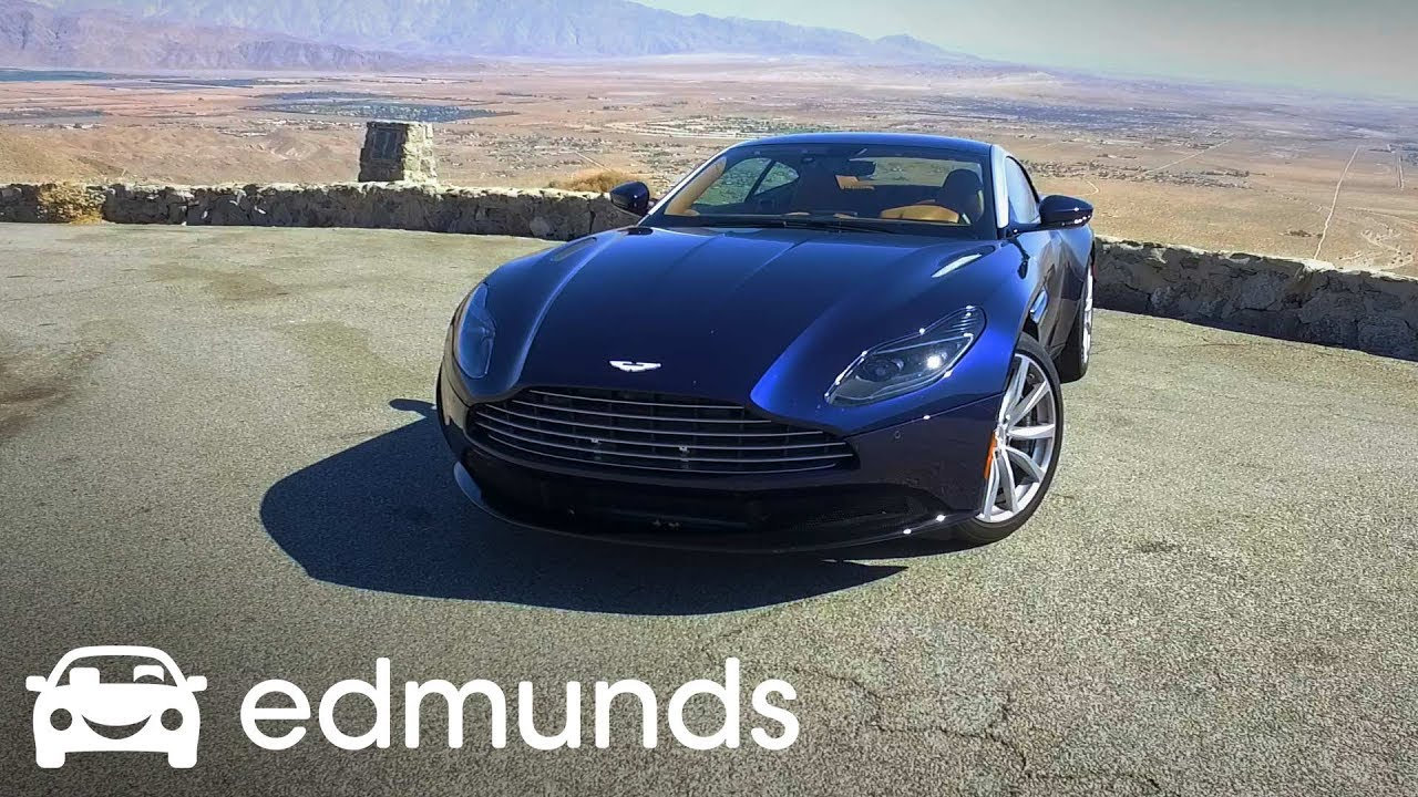 2018 Aston Martin DB11 Prices, Reviews, and Pictures   Edmunds
