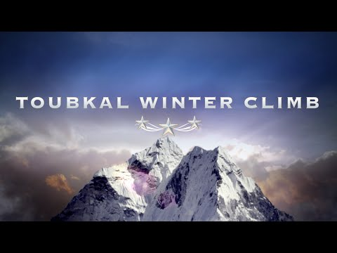 Toubkal Winter Climb - 2015