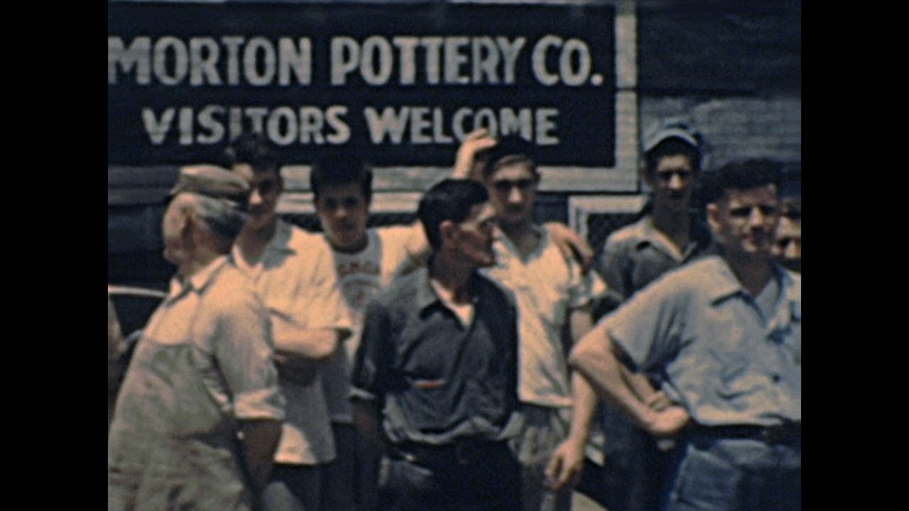 Life in Morton 1942 – Archive Footage