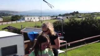 Camping in Abersoch