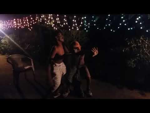 Akash and chandana dance baba tame kouthu aicha