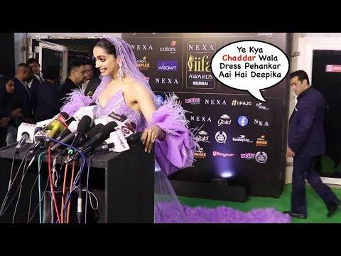 Salman Khan Makes FUN of Deepika Padukone DRESS At IIFA Awards 2019 Mp3