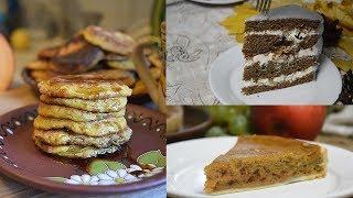 3 шикарных десерта из тыквы