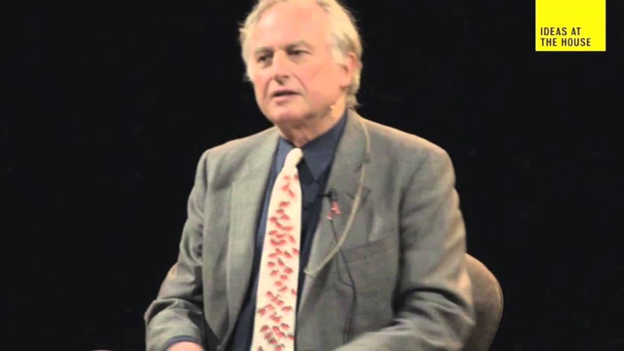 """Ideas At The House Richard Dawkins Why There Was No """"first"""