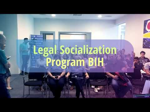Bosnia and Herzegovina   Legal Socialization Program