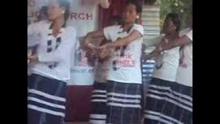 Dance by Friends in Veo,Arunachal