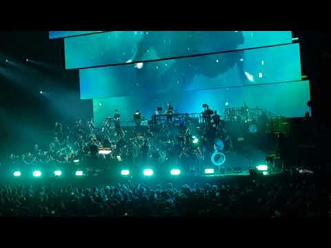 Pete Tong & The Heritage Orchestra (HD) 'Unfinished Sympathy' 02 London. 15/12/17.