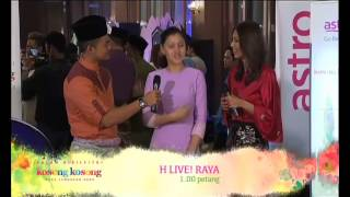Video [Promo Raya 2014] H Live! Raya (4 Syawal) download MP3, 3GP, MP4, WEBM, AVI, FLV Agustus 2018