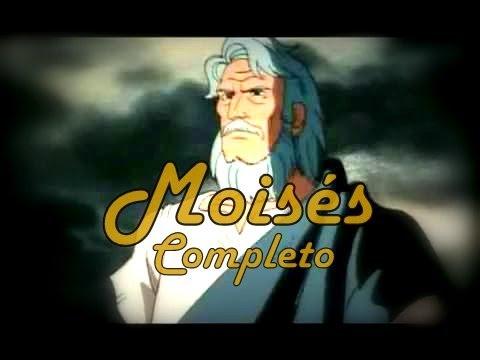 Desenhos Biblicos Moises Completo Em Anime Youtube