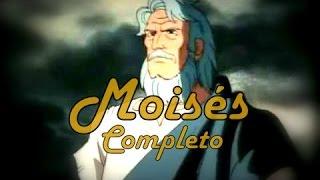 Desenhos Biblicos - Moisés - completo (em anime)