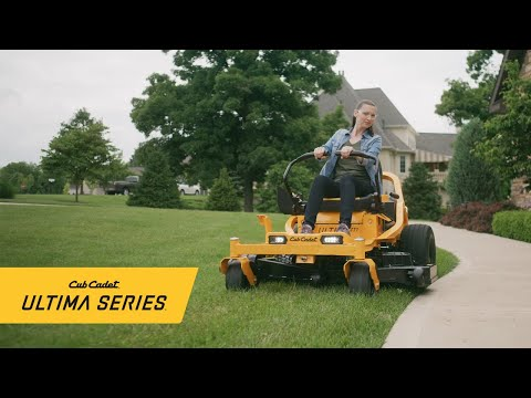 Ultima Series | Zero-Turn Lawn Mowers | Cub Cadet