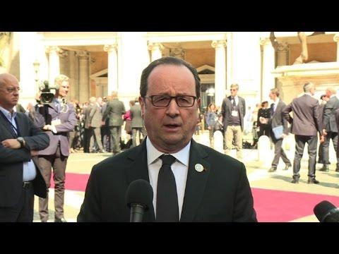 Brexit: Hollande warns Britain of Brexit