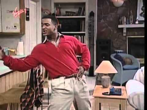 CARLTON DANCE!! [HQ] The Fresh Prince of Bel Air - YouTube
