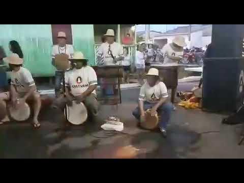 Tambores da Floresta [Mestre Barrô de Maués]