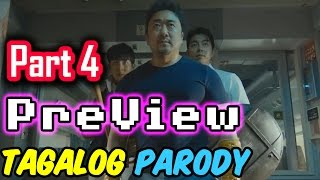 1st 1 Minute PREVIEW of Train To Busan Parody   PART 4 (Tagalog / Filipino Dub) - GLOCO