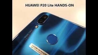 Huawei P20 Lite Greek hands-on | Myphone.gr