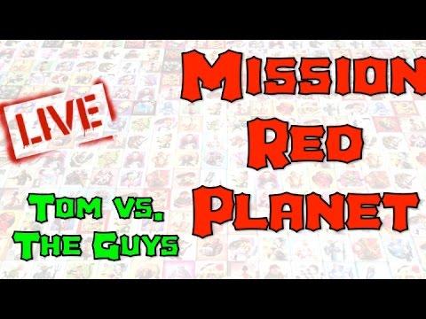 Mission: Red Planet  Balderdash  LIVE!