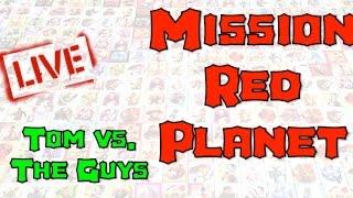 Mission: Red Planet / Balderdash - Live!