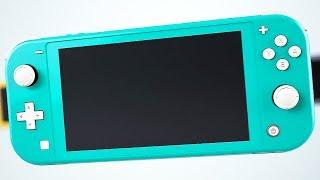 Nintendo Switch Lite Gameplay (new Console 2019)