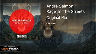 Andre Salmon - Rage In The Streets (Original Mix)