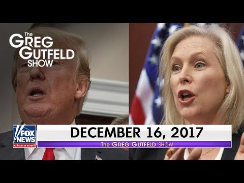 The Greg Gutfeld Show Saturday December 16 2017