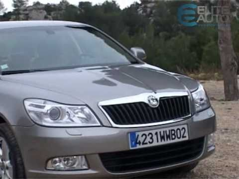 essai skoda octavia phase 2 youtube. Black Bedroom Furniture Sets. Home Design Ideas