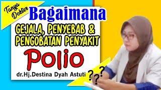 Vaksin polio kepada warga asing elak dijangkiti virus.