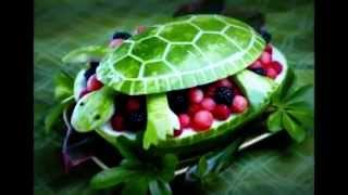 ~edible Fruit & Vegetable Designs~